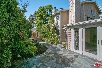 Studio City Single Family Home Sold: 4332 Wilkinson Avenue
