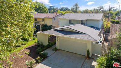 Studio City Single Family Home For Sale: 4233 Goodland Avenue