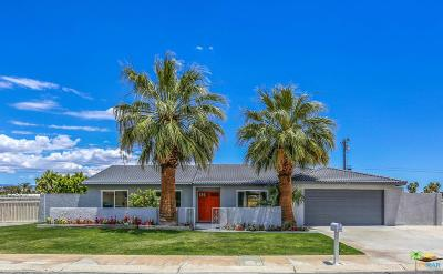 Palm Springs Single Family Home For Sale: 2774 North Cypress Road