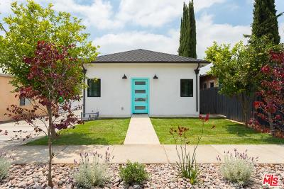 Los Angeles Single Family Home For Sale: 4156 Floral Drive
