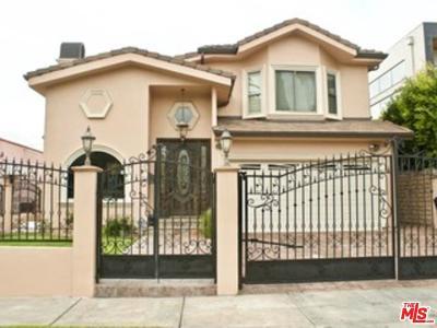 Single Family Home For Sale: 631 North Sierra Bonita Avenue