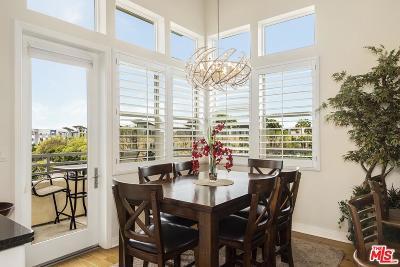 Playa Vista Condo/Townhouse Active Under Contract: 7100 Playa Vista Drive #404