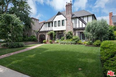 Single Family Home For Sale: 413 North McCadden Place