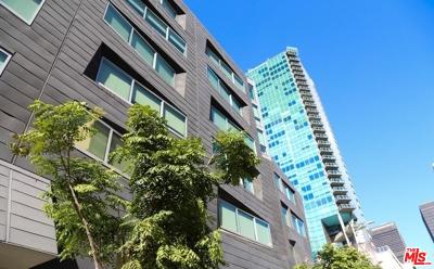 Condo/Townhouse Active Under Contract: 901 South Flower Street #305