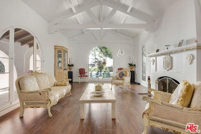 Beverly Hills Single Family Home For Sale: 124 North Stanley Drive