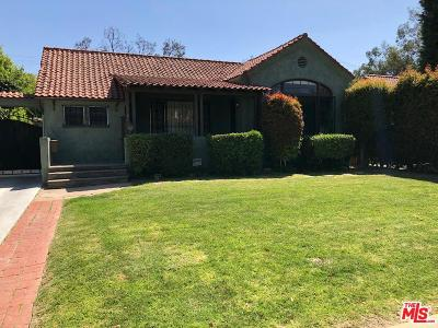 Single Family Home Active Under Contract: 5422 Edgewood Place