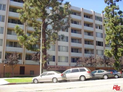 Los Angeles Condo/Townhouse For Sale: 421 South La Fayette Park Place #705