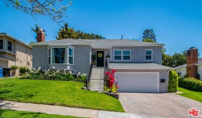 Single Family Home For Sale: 5044 Inadale Avenue