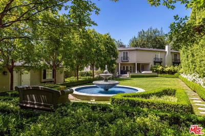 Beverly Hills Single Family Home For Sale: 722 North Alpine Drive