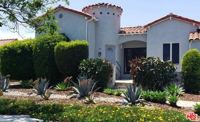 Beverly Hills Single Family Home For Sale: 205 South Hamel Drive