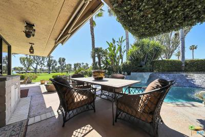Rancho Mirage Single Family Home Active Under Contract: 7 Briarcliffe Court
