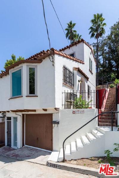 Single Family Home For Sale: 2360 Hidalgo Avenue
