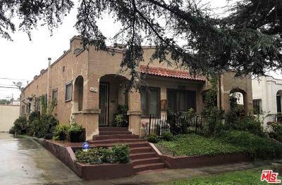 Residential Income For Sale: 433 North Norton Avenue