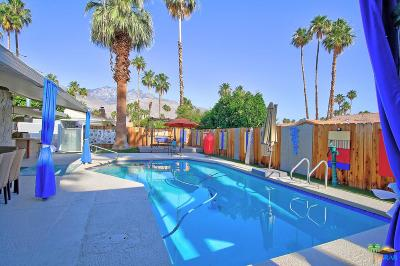 Palm Springs Single Family Home For Sale: 2996 East Sonora Road