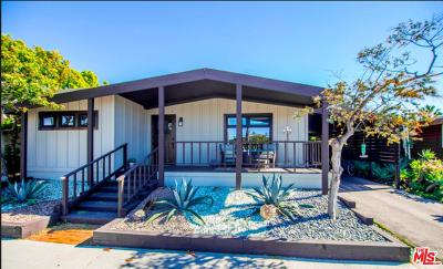 Los Angeles County Mobile Home For Sale: 29500 Heathercliff Road #19