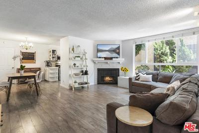 Santa Monica Condo/Townhouse Active Under Contract: 1337 Berkeley Street #4