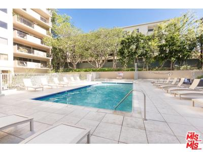Los Angeles County Condo/Townhouse For Sale: 10450 Wilshire #5H