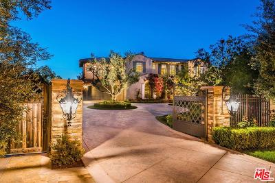 Calabasas CA Single Family Home For Sale: $4,999,000
