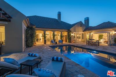 Calabasas Single Family Home Active Under Contract: 3870 Prado De La Mariposa