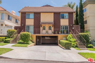 Burbank Condo/Townhouse For Sale: 622 East Palm Avenue #G