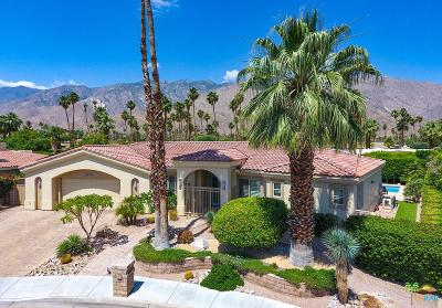 Palm Springs Single Family Home For Sale: 2041 South Tulare Drive