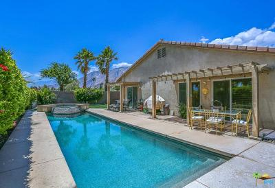 Palm Springs Single Family Home For Sale: 3708 Meadow View