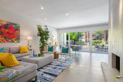 Palm Springs Condo/Townhouse For Sale: 555 West Baristo Road #C35