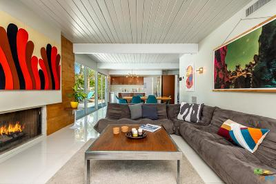 Palm Springs Single Family Home For Sale: 1154 East Padua Way