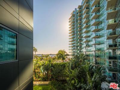 Marina Del Rey Condo/Townhouse Sold: 13650 Marina Pointe Drive #605