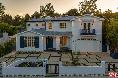 Los Angeles CA Single Family Home For Sale: $4,985,000