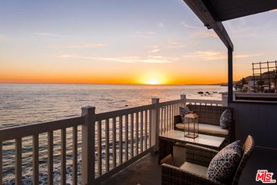 Malibu CA Single Family Home For Sale: $4,500,000