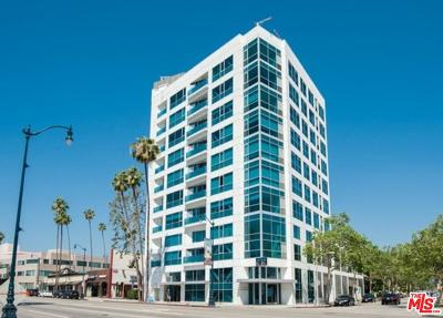Beverly Hills Rental For Rent: 8601 Wilshire #701