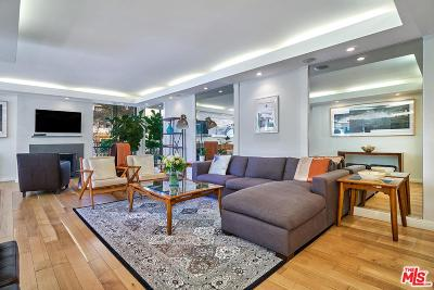 Beverly Hills Condo/Townhouse Sold: 211 South Spalding Drive #N112