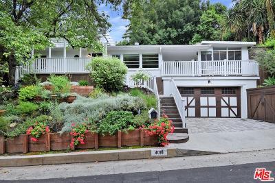 Sherman Oaks Single Family Home Active Under Contract: 4016 Madelia Avenue