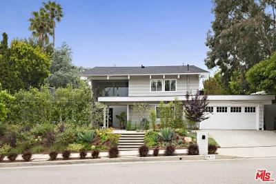 Los Angeles Single Family Home For Sale: 2475 Westridge Road