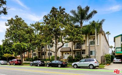 Santa Monica Condo/Townhouse Active Under Contract: 1228 14th Street #307