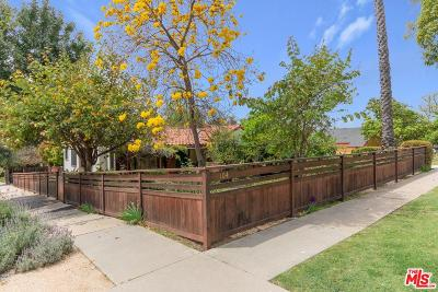 Altadena Single Family Home Active Under Contract: 104 East Mariposa Street