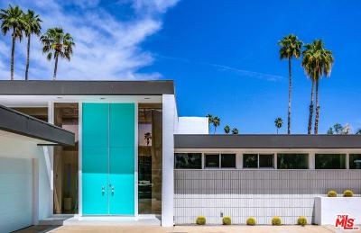 Palm Springs Single Family Home For Sale: 2244 South Yosemite Drive