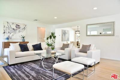 Encino Single Family Home Active Under Contract: 16844 Margate Street