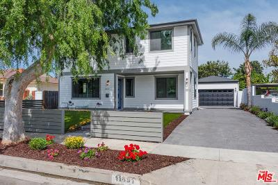 Culver City CA Single Family Home Active Under Contract: $1,475,000