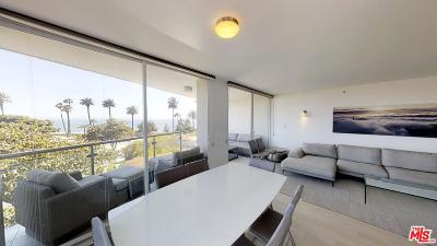 Santa Monica Condo/Townhouse For Sale: 201 Ocean Avenue #409B