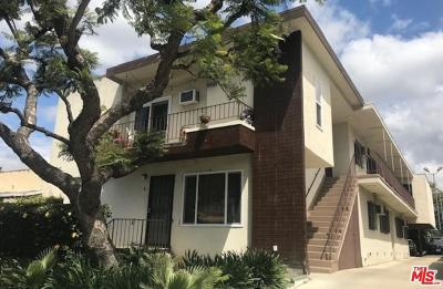 Los Angeles County Residential Income For Sale: 7307 Willoughby Avenue