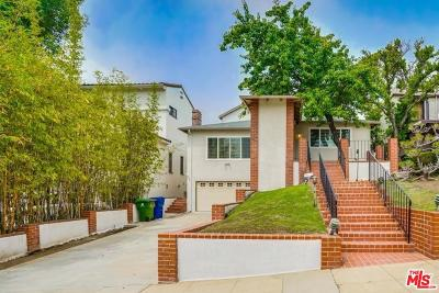 Los Angeles CA Single Family Home For Sale: $1,950,000