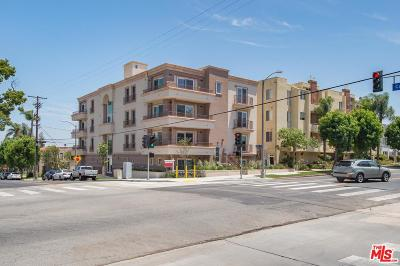 Beverlywood Vicinity (C09) Rental For Rent: 1500 South Beverly Drive #202