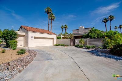 Rancho Mirage Single Family Home Active Under Contract: 813 Inverness Drive