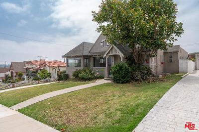 Single Family Home For Sale: 3482 Knoll Crest Avenue