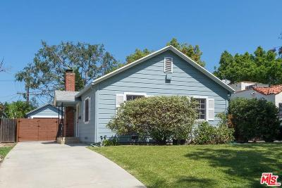 Los Angeles County Single Family Home For Sale: 3143 Glenmanor Place