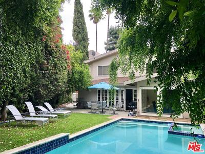 Beverly Hills Rental For Rent: 9601 Heather Road