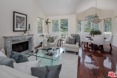 Pacific Palisades Condo/Townhouse For Sale: 726 Palisades Drive