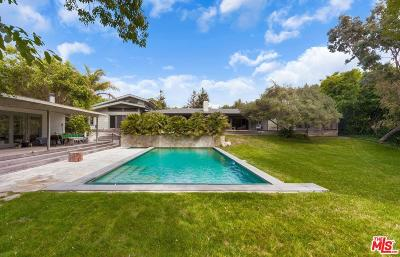 Malibu CA Single Family Home For Sale: $6,950,000